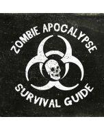 Zombie Apocalypse Survival Guide Surface Laptop Skin