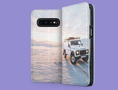 Custom Galaxy S10+ Folio Case