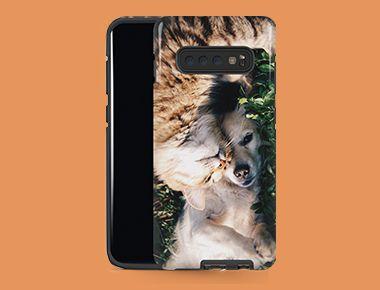Custom Galaxy S10+ Pro Case