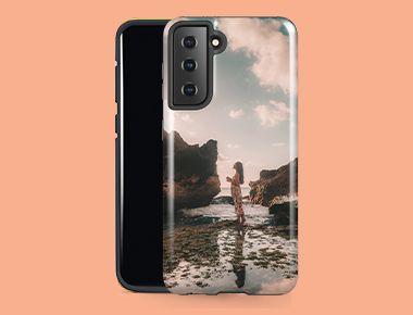 Custom Galaxy S21 5G Pro Case
