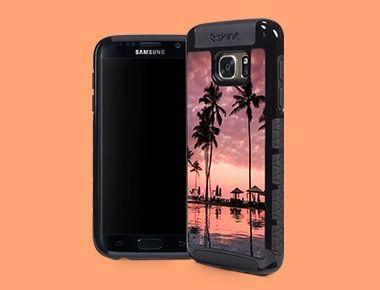 Custom Galaxy S7 Edge Cargo Case