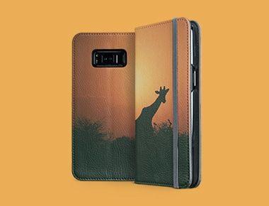 Custom Galaxy S8+ Folio Case
