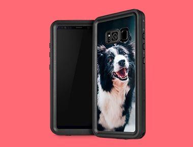 Custom Galaxy S8 Waterproof Case