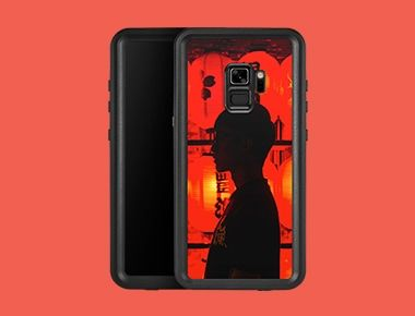 Custom Galaxy S9 Waterproof Case