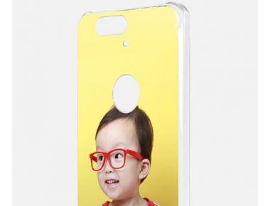 Custom Google Nexus 6P Clear Case