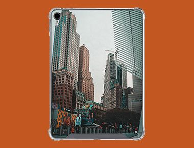 Custom iPad Pro 11in (2018-19) Clear Case
