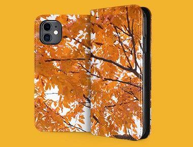 Custom iPhone 11 Folio Case