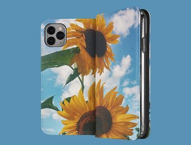 Custom iPhone 11 Pro Folio Case