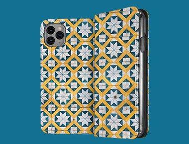 Custom iPhone 11 Pro Max Folio Case