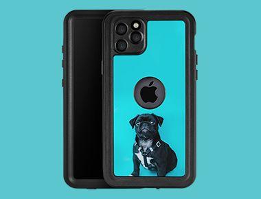 Custom iPhone 11 Pro Max Waterproof Case