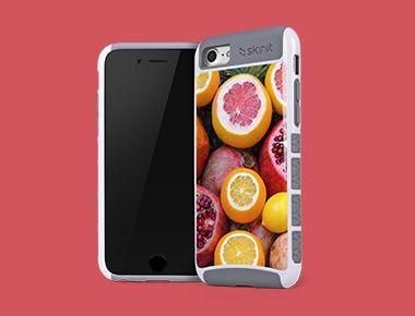 Custom iPhone 7 White Cargo Case