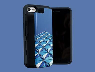 Custom iPhone 7 Wallet Case