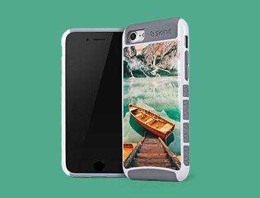 Custom iPhone 8 White Cargo Case