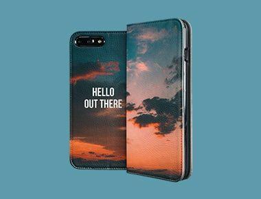 Custom iPhone 8 Plus Folio Case