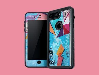 Custom iPhone 8 Plus Waterproof Case