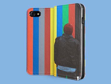 Custom iPhone SE Folio Case