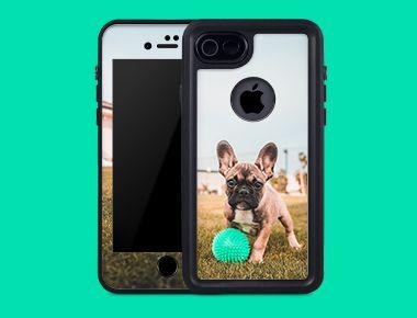 Custom iPhone SE Waterproof Case