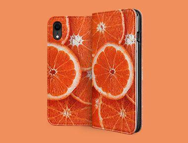 Custom iPhone XR Folio Case