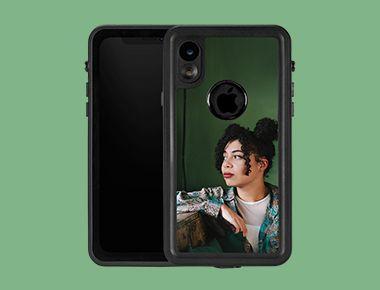 Custom iPhone XR Waterproof Case