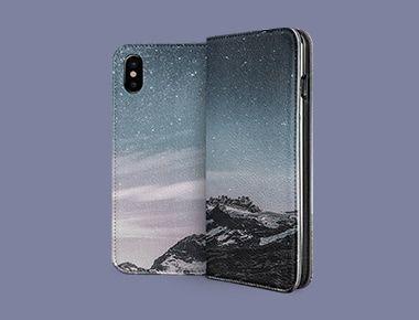 Custom iPhone XS Max Folio Case
