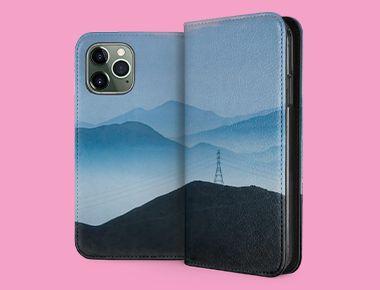Custom iPhone 12 Pro Max Folio Case