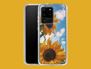 Custom Galaxy S20 Ultra 5G Clear Case