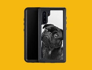 Custom Galaxy Note 10+ Waterproof Case