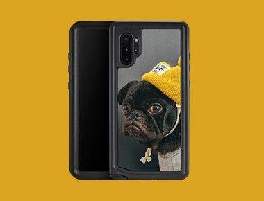 Custom Galaxy Note 10 Waterproof Case