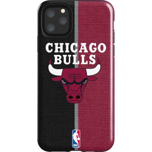 Chicago Bulls Canvas iPhone 11 Pro Max Impact Case