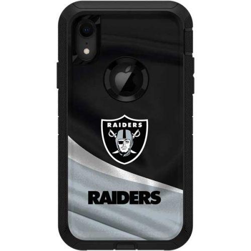 Las Vegas Raiders Otterbox Defender iPhone Skin