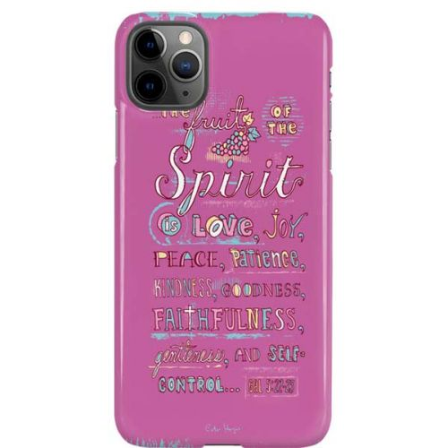 The spirit iPhone 11 case