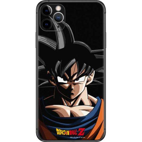 Goku Portrait Iphone 11 Pro Max Skin