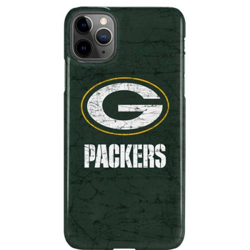 Green Bay Packers Distressed Iphone 11 Pro Max Lite Case Nfl
