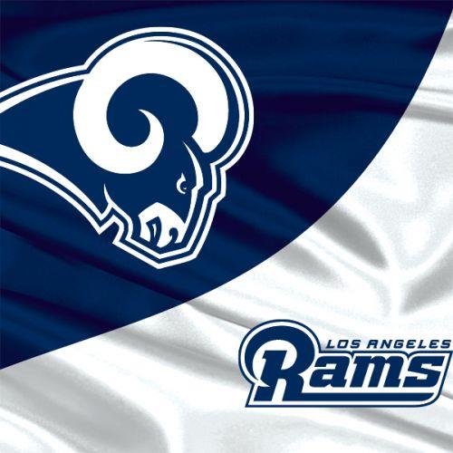 sale retailer a8b97 fd4a4 Los Angeles Rams Flag RONDO Kit Skin