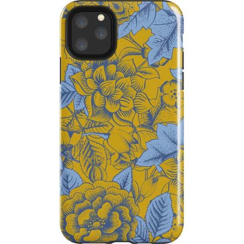 Mustard Yellow Color iPhone 11 case
