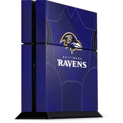 hot sale online 20fee e1e94 Baltimore Ravens Team Jersey PS4 Console Skin