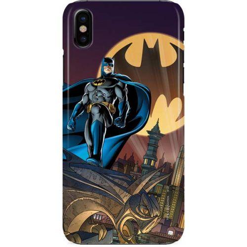 Batman In The Sky Iphone X Lite Case