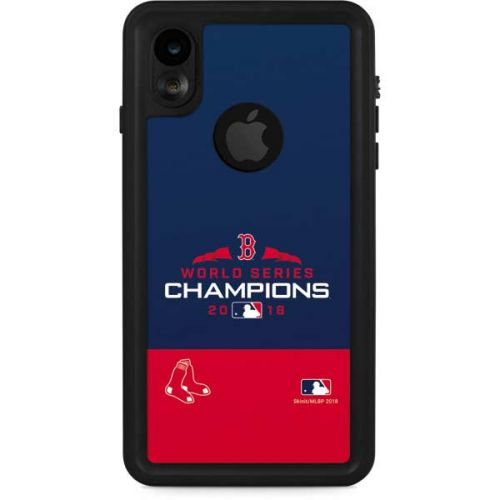 World Series Champions Boston Red Sox iphone case