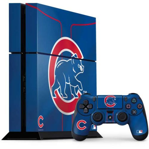 size 40 e82fd 5e0fe Chicago Cubs Alternate/Away Jersey PS4 Console and Controller Bundle Skin