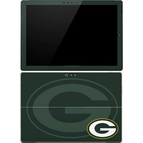 Green Bay Packers Double Vision Surface Pro 4 Skin