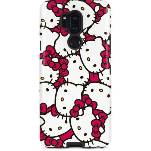 Hello Kitty Multiple Bows Pink LG G7 ThinQ Pro Case