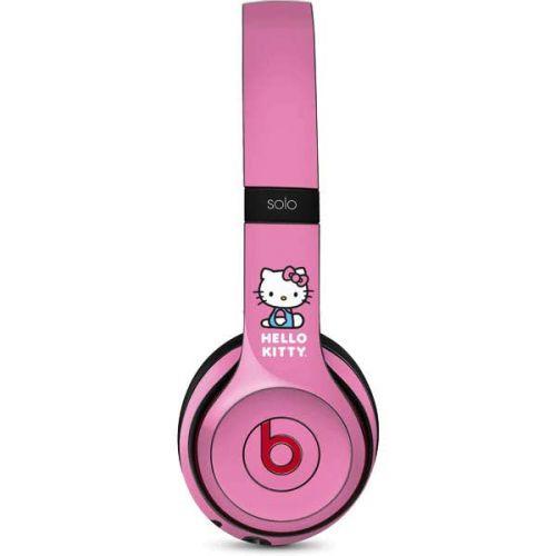 Hello Kitty Sitting Pink Beats Solo 3 Wireless Skin Sanrio