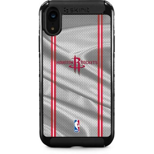 new product b82bf e65ec Houston Rockets Home Jersey iPhone XR Cargo Case