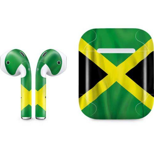 Jamaica Flag Apple AirPods Skin