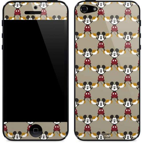 Mickey Mouse Formation Iphone 5 5s Se Skin
