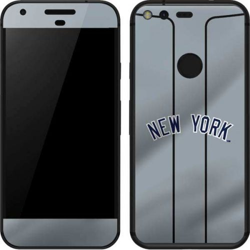 reputable site f1c3e 6e48f New York Yankees Alternate/Away Jersey Google Pixel Skin