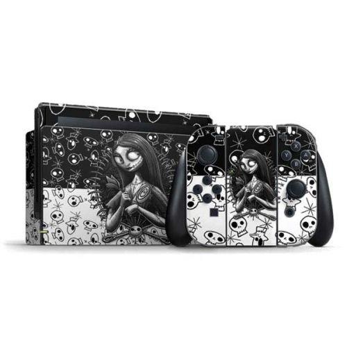 Nightmare Before Christmas Purses Handbags.Nightmare Before Christmas Sally Nintendo Switch Bundle Skin