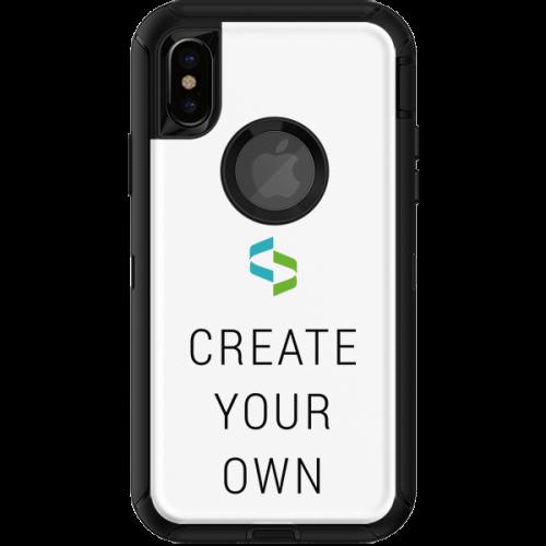 Custom Otterbox Defender Iphone X Skin Create Your Own Otterbox Skin