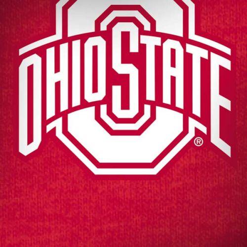 Osu Ohio State Buckeyes Red Logo Iphone X Skin