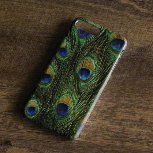 Peacock Iphone 8 Plus Lite Case